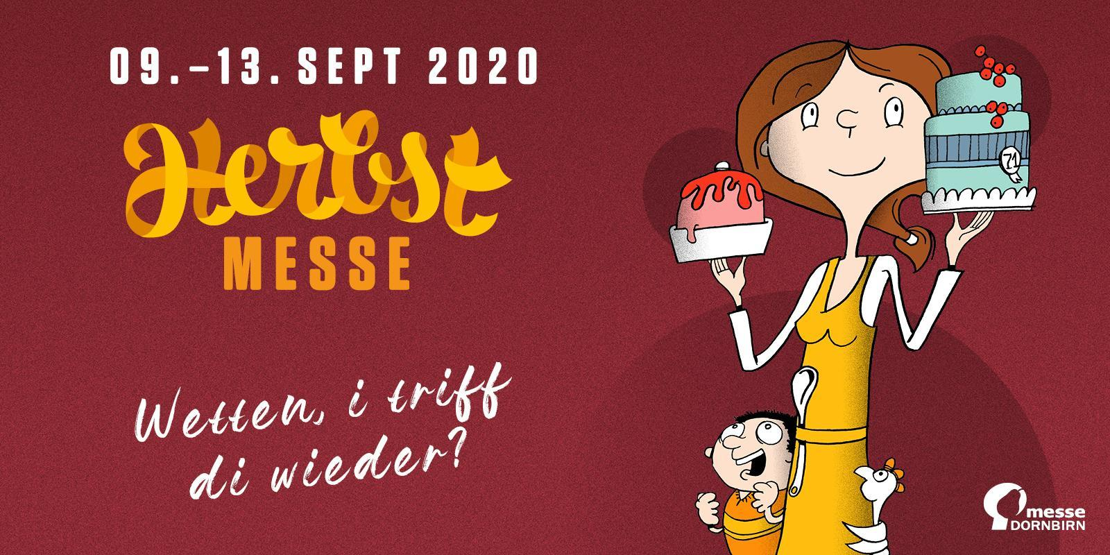 Herbstmesse 2020 Banner